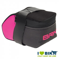 Handbag bike chamber holder BRN Reflective pink MTB bike store