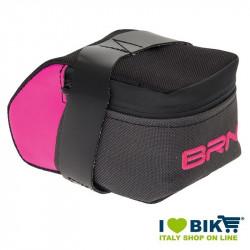 Borsetta bici Portacamera BRN Reflective MTB rosa bike store