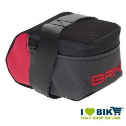 Handbag bike chamber holder BRN Reflective red MTB bike store