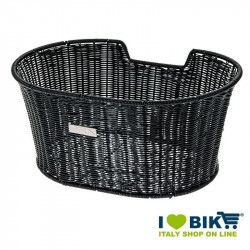 Basket bicycle front BRN Liberty Vintage black sale online
