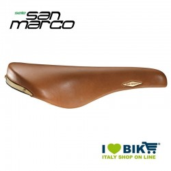 Sella corsa vintage San Marco Rolls miele online shop