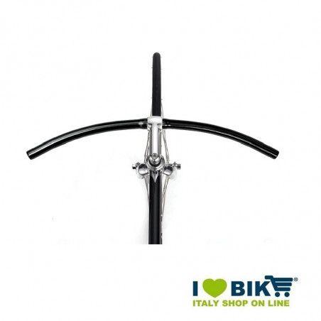 Manubrio bici Cool in alluminio nero vendita online
