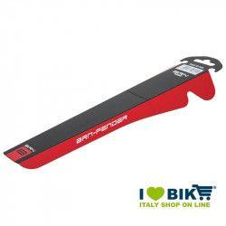 Parafango bicicletta BRN Fender corsa nero-rosso online shop