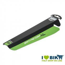 Parafango bicicletta  MTB BRN Fender XL nero-verde online shop