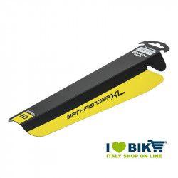 Parafango bicicletta  MTB BRN Fender XL nero-giallo online shop