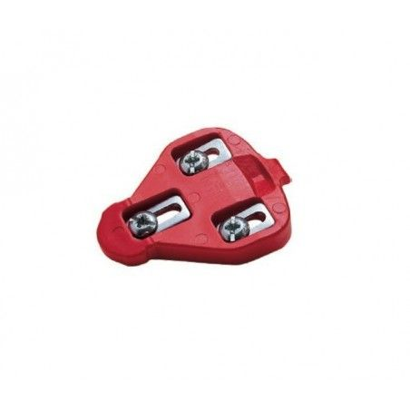 Cleats Miche adjustable red