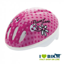 Bike girl helmet BRN Flower Lover sale online