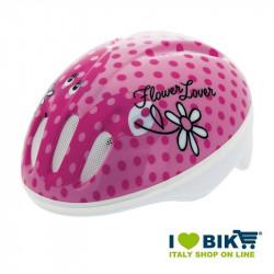 Bike girl helmet BRN Flower Lover sale online