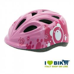 Casco per bicicletta BRN Bimba baby ted rosa vendita online
