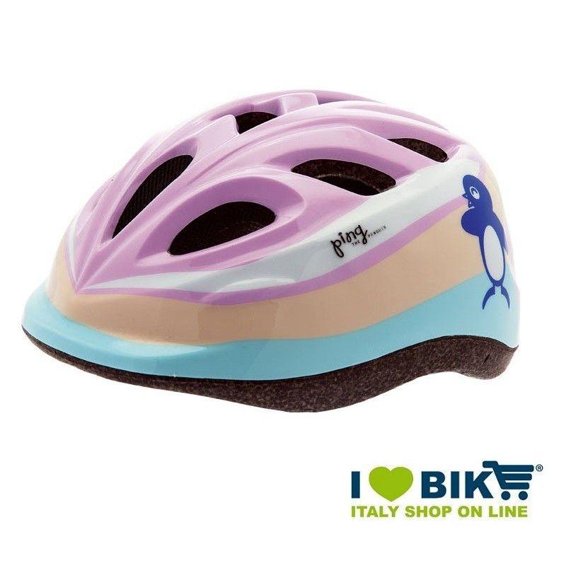 Casco per bicicletta BRN Bimba Baby Ping rosa vendita online