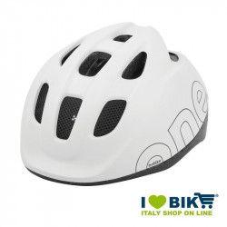 Casco per bici bimbo BOBIKE ONE bianco Unisex vendita online