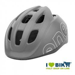 Child-Girl helmet Bobike ONE gray Unisex sale online
