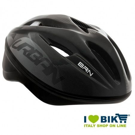Casco per bicicletta BRN New Urban nero online shop
