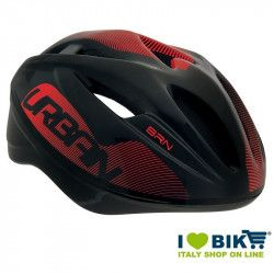 Casco per bicicletta BRN New Urban nero-rosso online shop