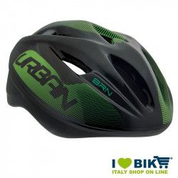 Bicycle helmet BRN New Urban Black-green online shop