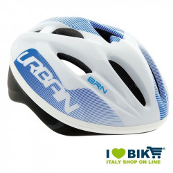 Bicycle helmet BRN New Urban white-blue online shop