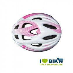 Casco per bicicletta BRN New Urban bianco-rosa online shop