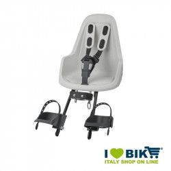 Bike child seat Bobike MINI ONE front white online shop