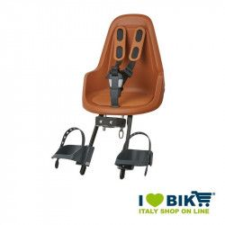 Bike child seat Bobike MINI ONE front brown online shop