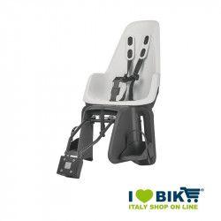 Seggiolino per bici da bambino BOBIKE MAXI ONE posteriore bianco online store