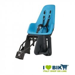 Bike child seat Bobike MAXI ONE rear blue bike shop