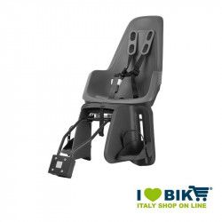 Bike child seat Bobike MAXI ONE rear gray bike shop