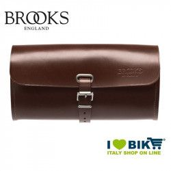 Saddle bag Brooks Challenge Large leather brown bike store