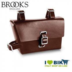 Borsetta al telaio Brooks B4 in pelle Marrone bike shop