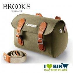 Borsetta Brooks Millbrooks verde vendita online