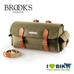 Handbag Brooks Glenbrook green online shop