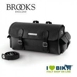Borsetta Brooks Glenbrook nera vendita online