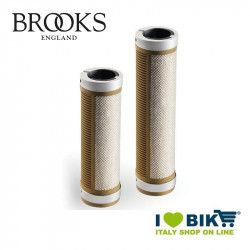 Manopole per bicicletta vintage Brooks Cambium naturale per cambio online shop