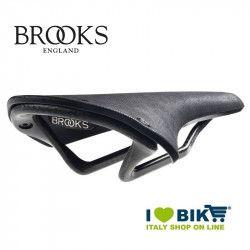 Saddle retrò Brooks Cambium C13 carbon Black shop online