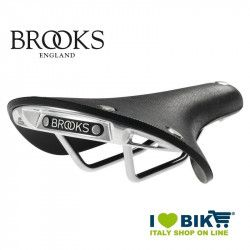 Saddle retrò Brooks Cambium c19 woman Black shop online