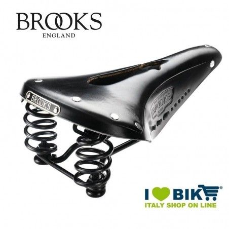 5f40e275fcb7c7 Saddle vintage Brooks Flyer Imperial black online shop