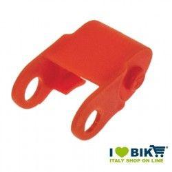 Copricatena per biciclette ad incastro in plastica Rosso online shop