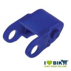 Copricatena per biciclette ad incastro in plastica blu online shop