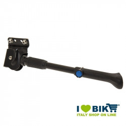 Rear stand Black adjustable attachment to the frame bike shop