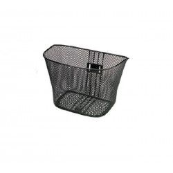 basket in front of the retina tall black  - 1