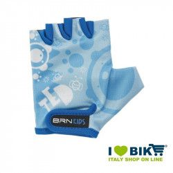 Gloves BRN Ted Baby Blue online cycle shop