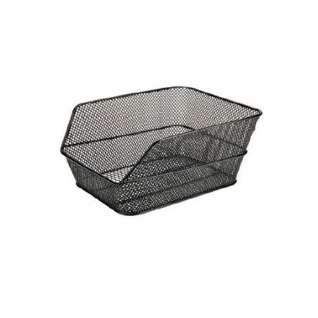 Rear Basket in Black retina