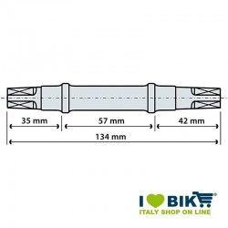 Perno movimento centrale quadro tipo G bicicletta negozio online epoca