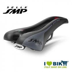 Sella bici da trekking SMP Extra nera bike shop