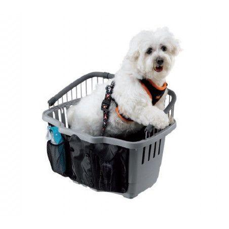 Basket for animal transport capacity 15 Kg