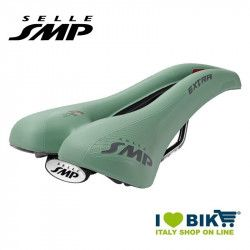 Saddle SMP trekking bike Extra Green bike shop