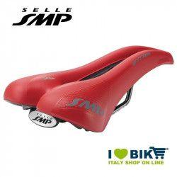 Sella bici da trekking SMP Extra Rossa bike shop