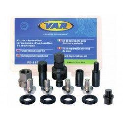 thread repair kit cranks / chainring full of males BRN - 1