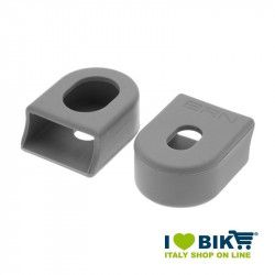 Pairs cranks guards in gray rubber