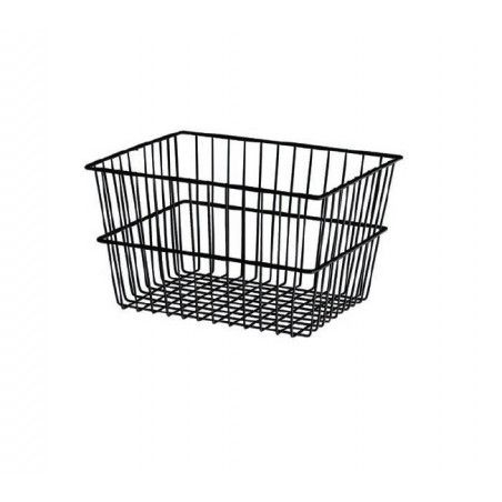 basket maxi front / rear iron