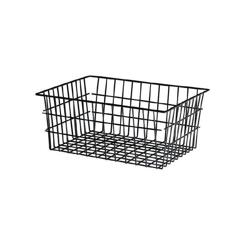 basket maxi front / rear iron Torino BRN - 1